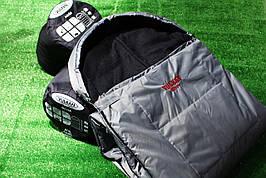 Зимний спальный мешок Vulkan Micro до -5С