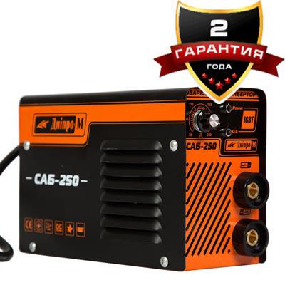 Зварювальний інвертор Дніпро-М САБ-ДО 250