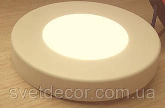 Светодиодный светильник Biom SF-R3 W 3Вт тонкий накладной