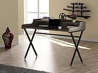 Письменный стол Loft-design L-10 металлический столешница-лдсп