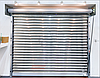 Ролетные ворота Wisniowski BR-100 алюминиевые промышленные, размер 3300х3300 мм, фото 4