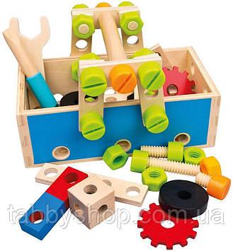 Ящик с инструментами BINO 4 в 1