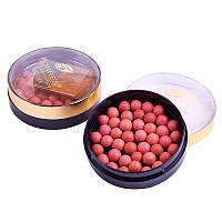 Румяна в шариках с кисточкой, Farres cosmetics Blusher