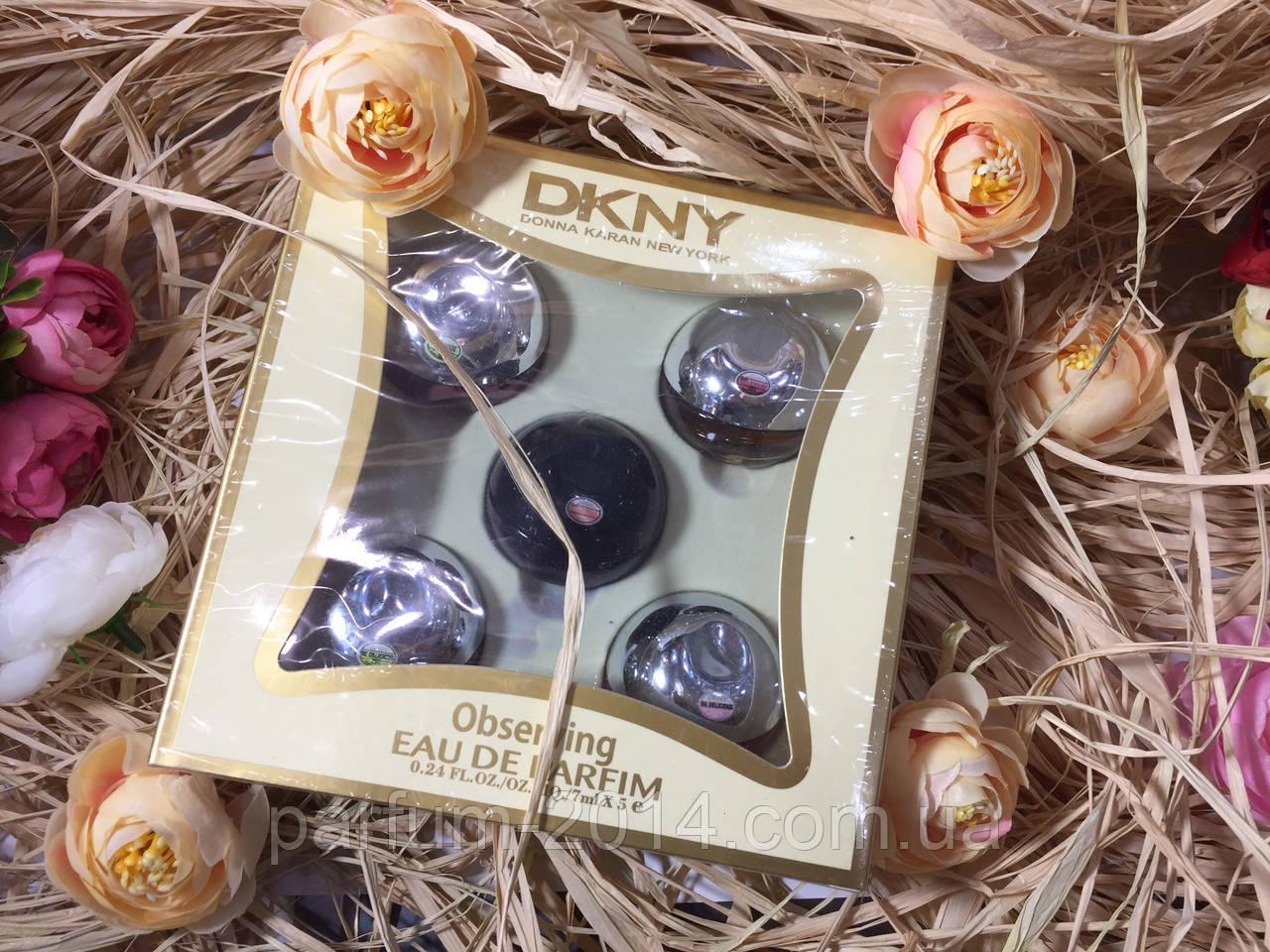Подарунковий набір міні-парфумів PARFUM DKNY TRAVEL SET (репліка)