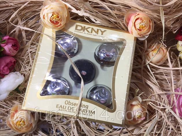 Подарунковий набір міні-парфумів PARFUM DKNY TRAVEL SET (репліка), фото 2