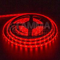 Светодиодная лента SMD 3528 (60 LED/м, красный, IP20, 12В, фото 1