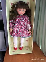 Кукла Peppa flores rojas Asi 58 см