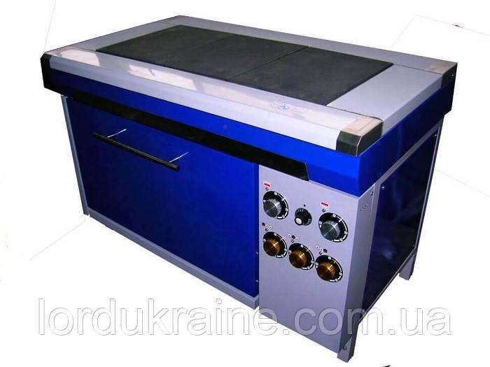 Плита электрическая промышленная с плавной регулировкой мощности ЭПК-3ШПС (стандарт) ТМ ЭФЕС