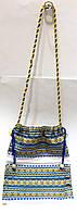 Чехол-сумочка тканевая вышиванка, фото 1