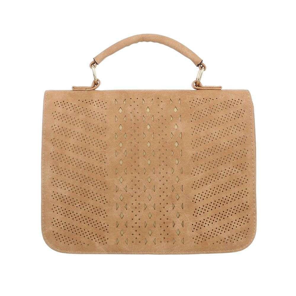 788cb25aec7f Женская сумка через плечо-абрикосовый - TA-M955-абрикосовый купить ...