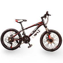 Горный Подростковый Велосипед S300 BLAST-БЛАСТ. Диаметр колёс 20'',Рама 11'' Япония Shimano.