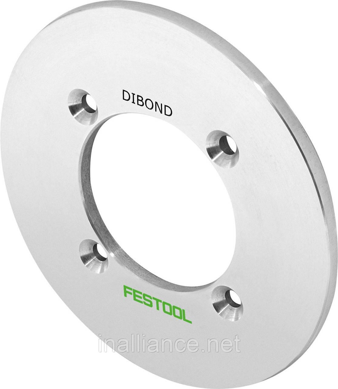 Контактный ролик D 4 к дисковому фрезеру для алюминиевых композитных плит Festool 491544