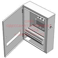 Монтажный шкаф с рубильником