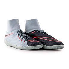 Футзалки Nike HypervenomX Phelon III DF IC 917768-400(00-02-03) 44, фото 3