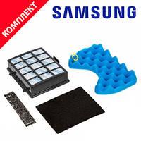 Фильтр для пылесоса Samsung SC6570 (комплект 4 шт.)