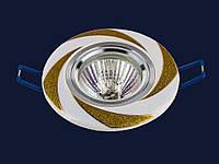 Точечный врезной светильник Levistella 70596 GD