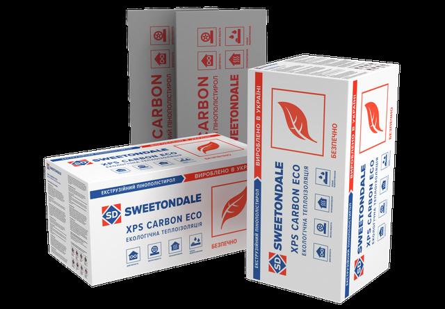 Екструзійний пінополістирол Sweetondale (Техноніколь)