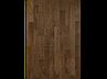 Паркетная доска Befag 3-полосная Дуб Robust темно-коричневый (лак), фото 2
