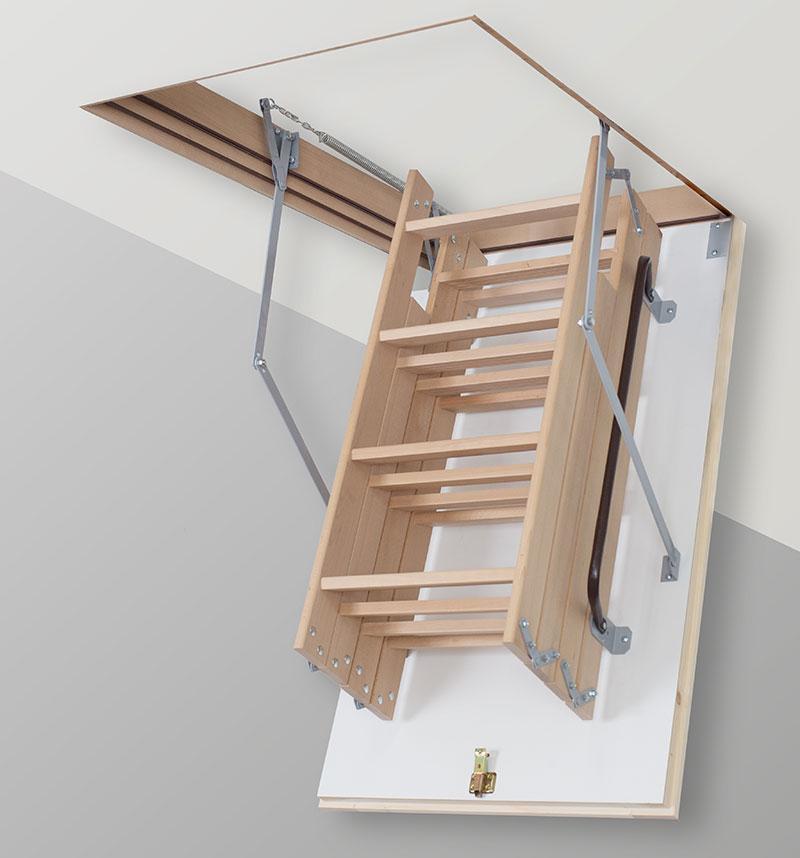 Лестница на чердак Cold 4s ( Чердачные лестницы )
