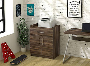 Офісна тумба Loft-design L-640 підлогова для принтера документів
