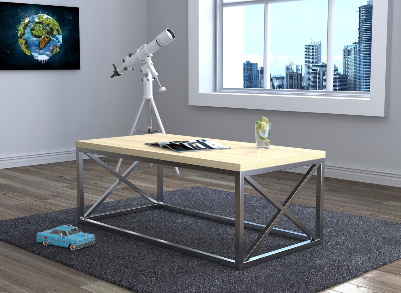 Журнальный столик L-5 Loft Design Рустер