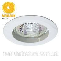 Врезной светильник Feron DL307 белый