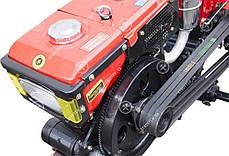 Forte HSD1G-81E PLUS Мотоблок, фото 3