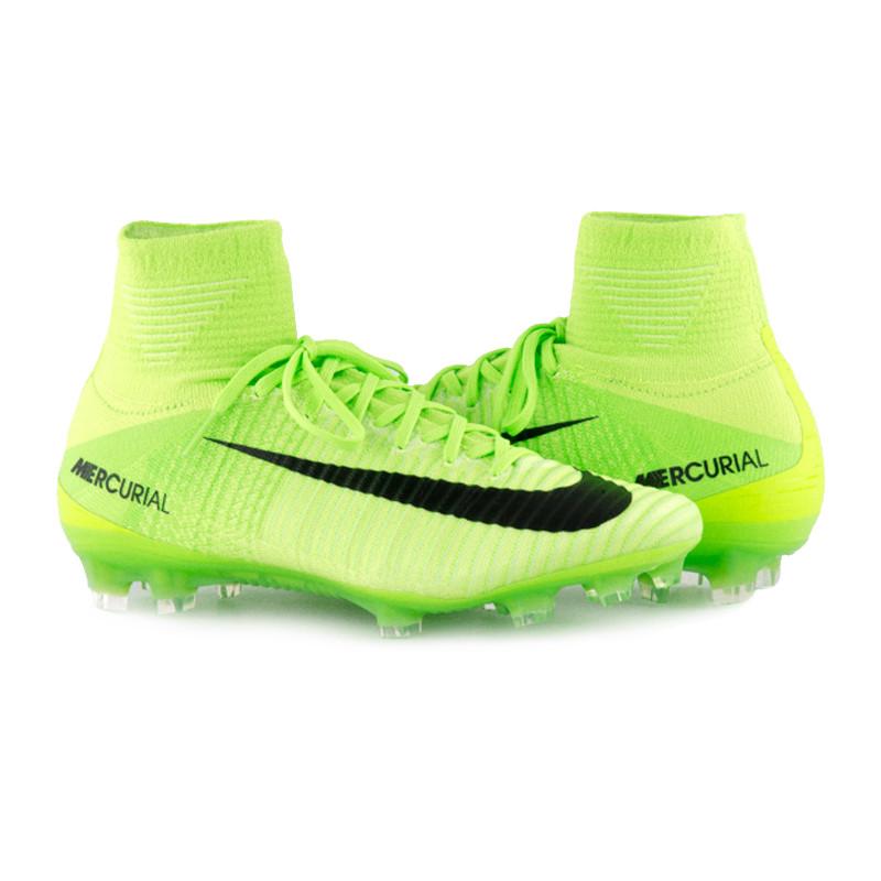 Бутсы пластик Копы Nike Mercurial Superfly V FG 831940-305(01-07-02) 39