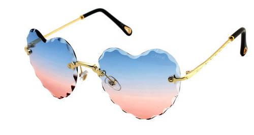a554070c2b12 Солнцезащитные очки сердечки женские Chloe: продажа, цена в Киеве.  солнцезащитные очки от