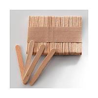 Деревянный шпатель для воска/сахарной пасты TM Danins, 93*10*2мм, 100 шт