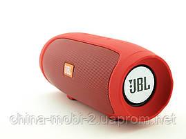 JBL Charge 4 mini jx-2 3W копия, Bluetooth колонка с FM MP3, красная, фото 3