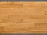 Паркетная доска Befag 3-полосная Дуб Натур 13мм (лак), фото 2