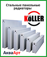 Стальные панельные радиаторы Koller