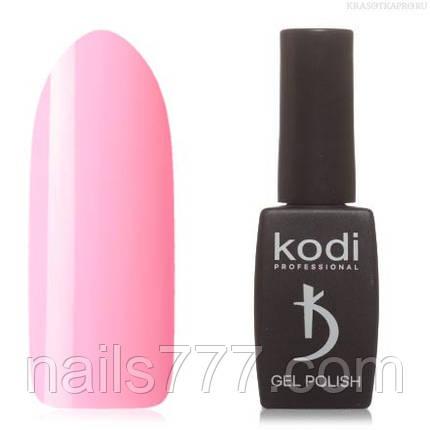 Гель лак Kodi  №50P, нежно-розовый, фото 2