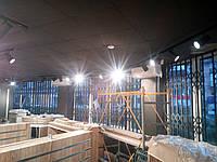 Раздвижные решетки на эркерный фасад, фото 1