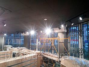 Раздвижные решетки на эркерный фасад, фото 2