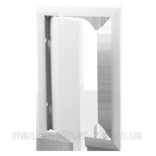Пластиковые ревизионный дверцы.