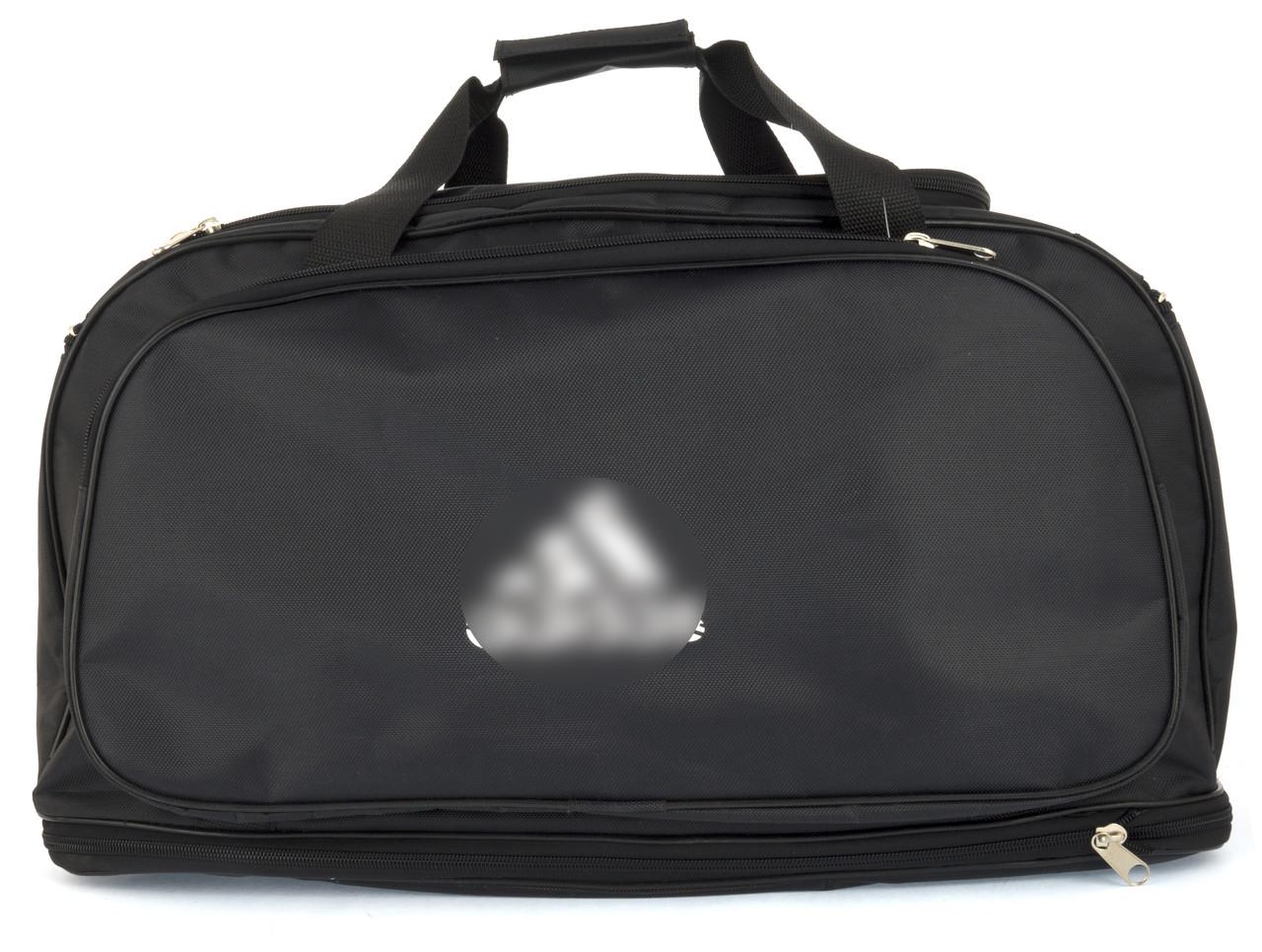 0912a3153cbd Стильная прочная спортивная вместительная спортивная сумка с двойным дном  art. 57-3 Украина