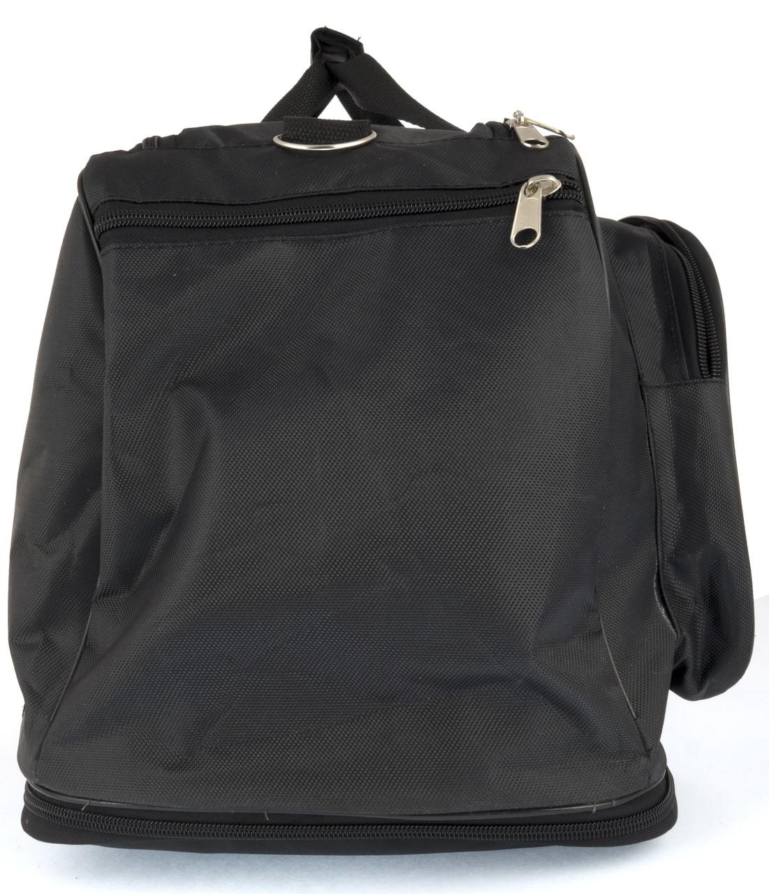 70e14fe28684 57-3 Украина, Стильная прочная спортивная вместительная спортивная сумка с двойным  дном art.