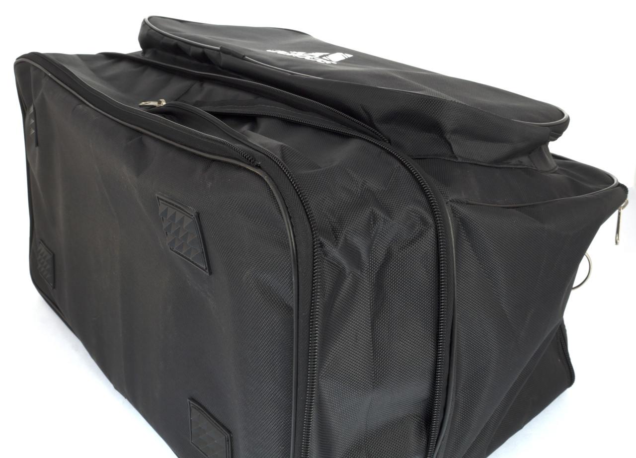 94abc3f7fc64 57-3 Украина, · Стильная прочная спортивная вместительная спортивная сумка  с двойным дном art.