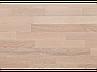 Паркетная доска Befag 3-полосная Дуб Дунайский Рустик Tallin, белый (лак), фото 3