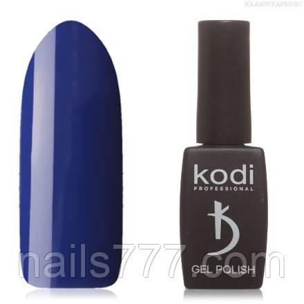 Гель лак Kodi  №50B,цвета индиго