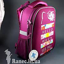 Kite HK19-531M Рюкзак шкільний каркасний , фото 3