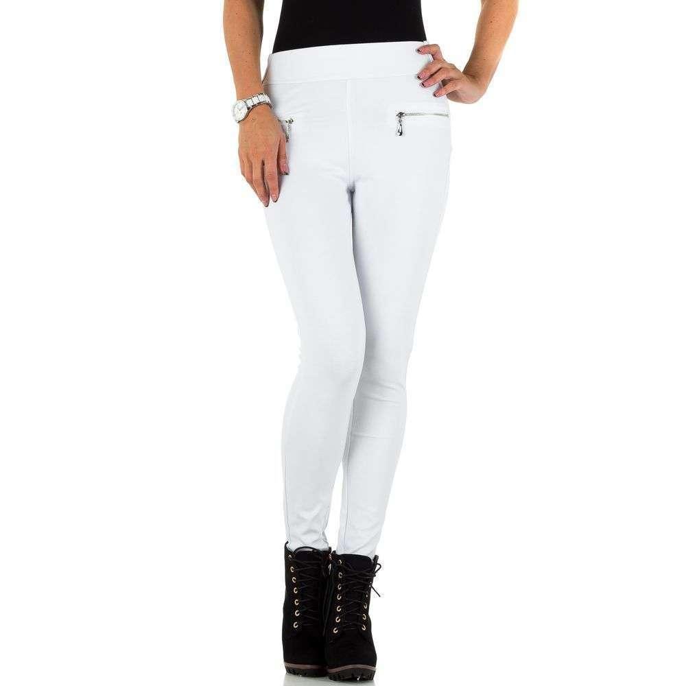 Женские брюки от Daysie Jeans - белый - KL-DT05F-1C-белый