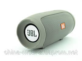 JBL Charge 4 mini jx-2 3W копия, Bluetooth колонка с FM MP3, серая, фото 2