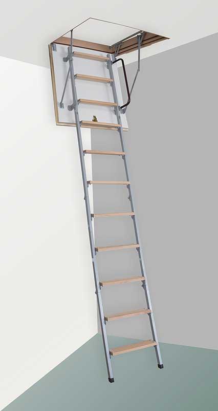 Чердачные лестницы ColdMet 3s
