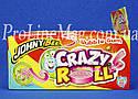Жевательная резинка JOHNY BEE® Crazy Roll рулетка фруктовая, фото 3