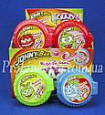 Жевательная резинка JOHNY BEE® Crazy Roll рулетка фруктовая, фото 5