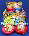 Жевательная резинка JOHNY BEE® Crazy Roll рулетка фруктовая, фото 6