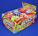 Жевательная резинка JOHNY BEE® Crazy Roll рулетка фруктовая, фото 4